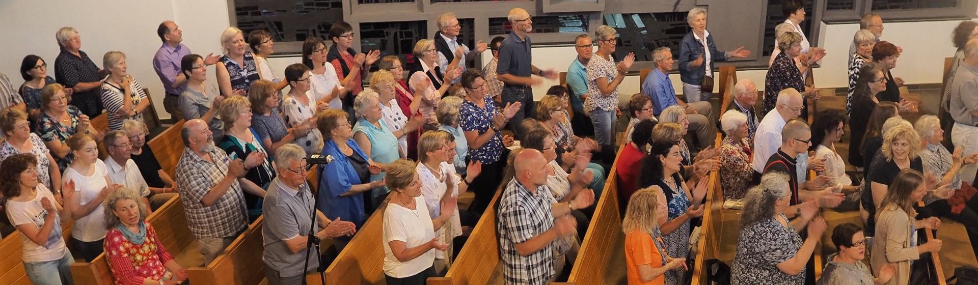 Konzert Klangfarben / Quelle: Ev. Kirche Wehr