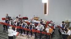 Adventskonzert in der Friedenskirche; Quelle: Ev. Kirche Wehr